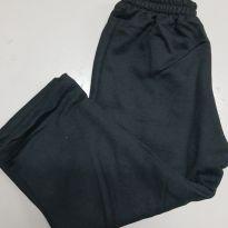 Kit de 5 calças de moletom basica - novo tamanho 2 anos - 24 a 36 meses - Sem marca