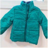 Casaco verde super quentinho - 1 ano - Boulevard Baby