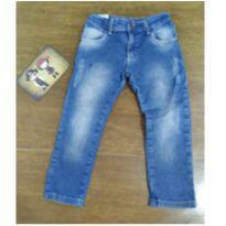 Calça jeans - tamanho 4