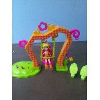 Balanço da Polly - Sem faixa etaria - Mattel