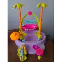 Pista de água da Polly - Sem faixa etaria - Mattel