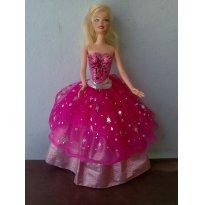 Barbie moda e magia - Sem faixa etaria - Mattel