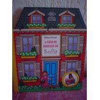 Livro: A casa de Bonecas da Sofia - Sem faixa etaria - Difusão Cultural do Livro