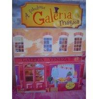 Livro: A Fabulosa Galeria Mágica - Sem faixa etaria - Vale das Letras