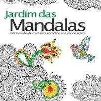 Livro: Jardim das Mandalas - Sem faixa etaria - Editora Escala
