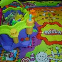 Kit massinha PlayDooh - Sem faixa etaria - Play-Doh