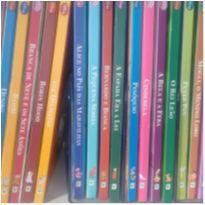 Coleção de livros infantis com CD -  - Não informada