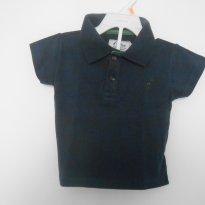 0648-Camiseta polo Toffee - 6 a 9 meses - Toffee
