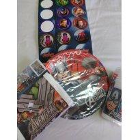 0666-Kit Festas Avengers -  - Regina Festas