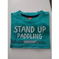 0848-Camiseta Stand Up Paddlig - 4 anos - Kyly