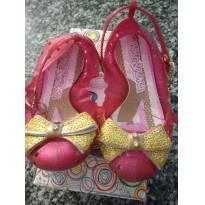 1182-Sapatilha pink com glitter - 22 - Kiko & Kuka