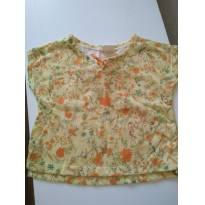 1519-Mini blusa Zara - 3 anos - Zara