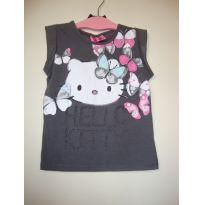 1566-Camiseta Hello Kiitty - 5 anos - Hello Kitty by Sanrio