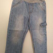 1580-Calça jeans molinha - 2 anos - Tex