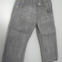 1579-Calça jeans cinza - 2 anos - Benetton