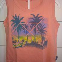1600-Camiseta regata praia - 18 a 24 meses - Kyly