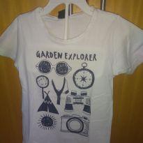 1595-Camiseta branca jardim - 24 a 36 meses - Bugbee