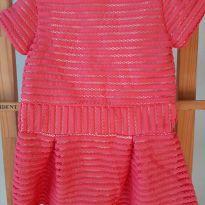 1646-Vestido rosa maravilhoso - 6 anos - Paola BimBi