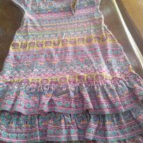 1707-Vestido estampa - 4 anos - Momi
