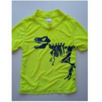 1795 - Camiseta malha fria fluorescente - 1 ano - Carter`s