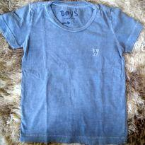 1811 - Camiseta cinza - 4 anos - mr kitsch
