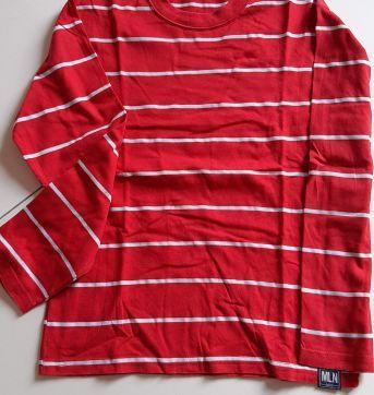 1884-Camiseta manga longa - 7 anos - Não informada