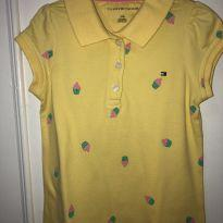 Camisa polo tommy 3 anos - 3 anos - Tommy Hilfiger