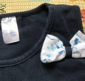 Conjunto Regata Azul Marinho e Saia - 6 anos - conjunto lindo