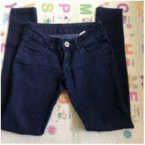 Calça Jeans Skinny TAM 36 - 14 anos - Mercatto