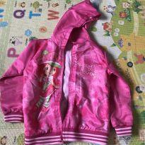 Jaqueta Rosa/Pink Moranguinho - 4 anos - pernambucanas e Moranguinho