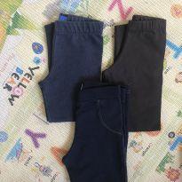 Kit Legging - 4 anos - Renner e pernambucanas