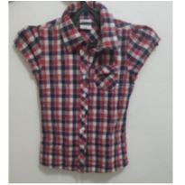 Camisa Xadrez Menina - 6 anos - Rovitex Kids