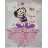 Pijama Luna - 4 anos - Riachuelo e Show da Luna
