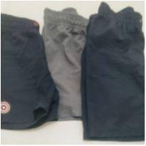 Kit Shorts / Bermuda - 6 anos - Malwee e BLUE STEEL(RENNER)