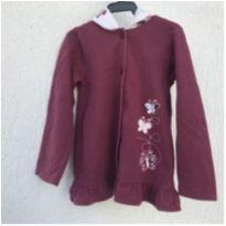 conjunto/blusa de moletom - 6 anos - Jaca lele