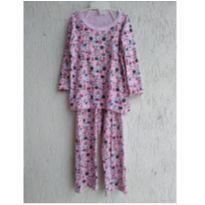 Pijama infantil menina - 6 anos - Mafessoni