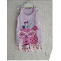 pijama feminino - 4 anos - Malwee e Liberte kids