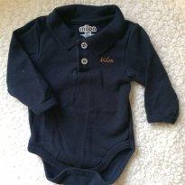 Body Milon M - 3 a 6 meses - Milon