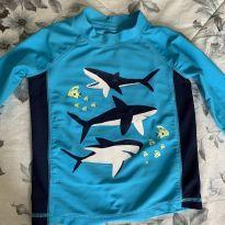 Camisa piscina 24 meses - 18 a 24 meses - Carter`s