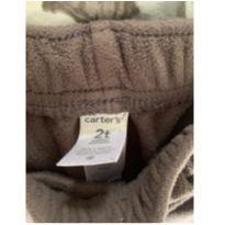 Calça Carters Marrom 2t - 2 anos - Carter`s