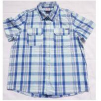 Camisa Xadrez 4T - PUC - charme - 4 anos - PUC