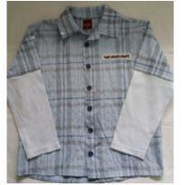Camisa Xadrez  6T - Marisol - 6 anos - Marisol