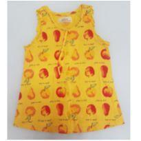 Vestido fofo Bébé - 9 meses - liquida! - 6 a 9 meses - Bébé Fermier