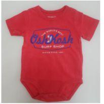 Body Oshkosh 12 meses - 1 ano - OshKosh