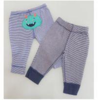 Lote 2 calças Carter`s 6M - lindas! - 6 meses - Carter`s