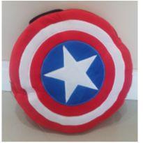 Mochila tecido Avengers - Capitão América -  Linda!