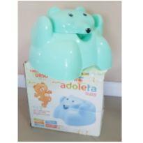 Troninho infantil - NOVO NA CAIXA- penico -Adoleta Bebe - ursinho -  - Adoleta