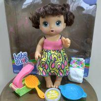 Boneca Baby Alive come macarrão 20 frases - NOVA NA CAIXA -  - Hasbro