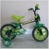 Bicicleta aro 12 - Ben 10 - usada 2 meses - oportunidade!