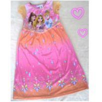 Vestido fantasia Disney Princesas - tam 9 anos - lindo! - 9 anos - Disney
